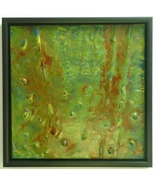 Skin-Encaustic Original  Painting - $480.00