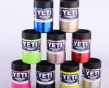 Yeti Cup 12 OZ 9 Colour Bilayer 304 Stainless Steel Coolers Rambler Tumbler