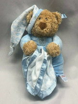 Baby Gund Paisley Collection Teddy Bear Musical Crib Toy 58273 Lights Up - $29.69