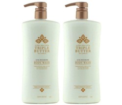 Member's Mark Triple Butter Ultra-Moisturizing Body Wash (33.8 fl. oz., ... - $14.73