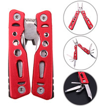 Camping Hiking 9 in 1 Outdoor Tool Multi-Function Stainless Steel Climbi... - $11.57