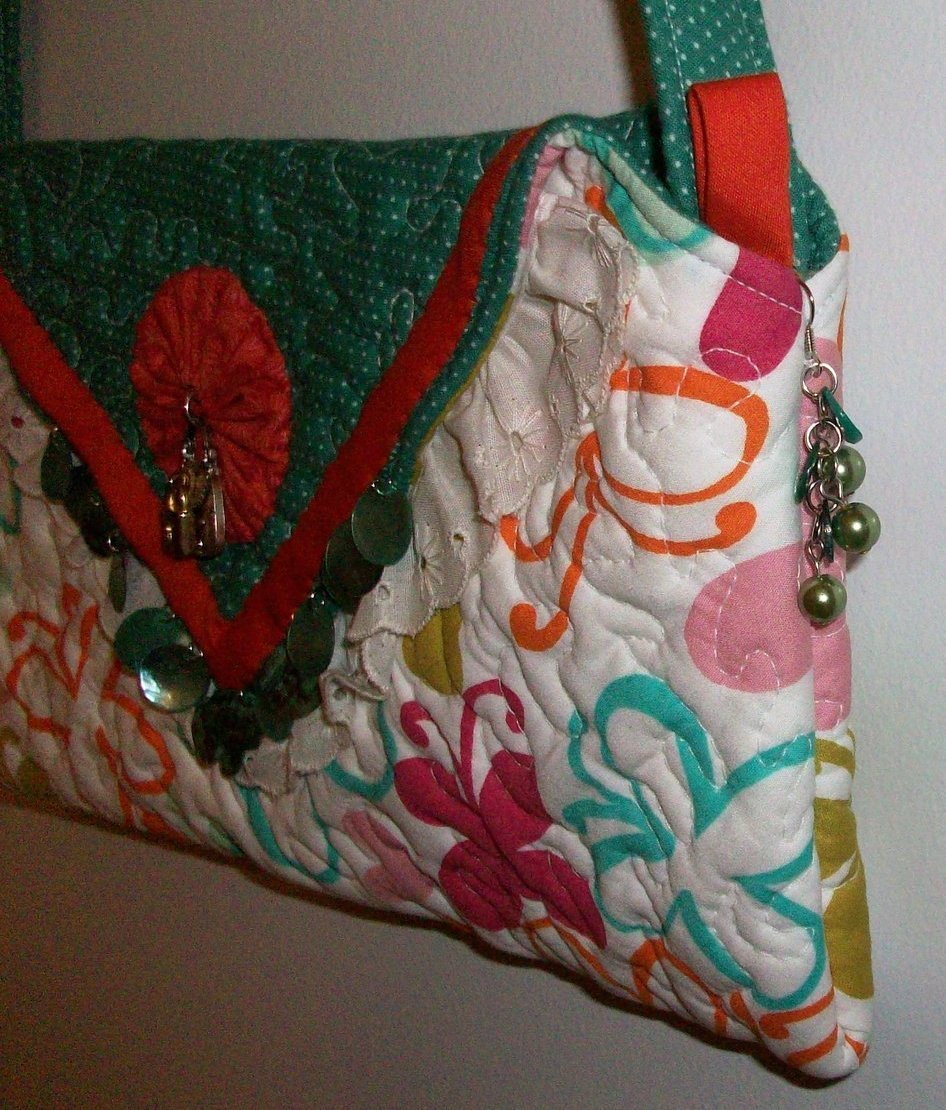 handmade quilted handbags - photo #5