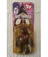 McDonalds TY Beanie Baby Britannia Bear WITH ERRORS - Refer to All Pictu... - $1,485.00