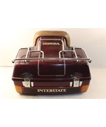 1984? Honda Gold Wing Goldwing GL1200? Top Case Luggage Box Trunk - $93.49