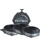 Pintech 4PC Electric Drum Pad Bundle - $615.00