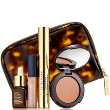 Estee Lauder Bronze + Glow 3/Minute Beauty 5 Pc Set Nib Free Shipping Authentic! - $37.39