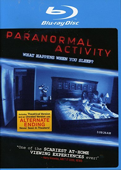 Paranormal Activity [Blu-ray] (2009) Unrated