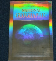 National Geographic  Magazine- Dec. 1988 - Vol. 174 - No. 6  * - $14.50