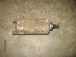 YAMAHA 1997 TIMBERWOLF 250 2X4 STARTER (RUNS GOOD)  (BIN 118)  P-229L  P... - $30.00