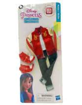 Mulan Outfit Clothes From Ralph Breaks the Internet Disney Princess Comf... - $12.99