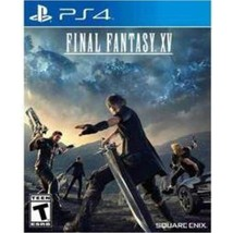 Square Enix 662248917603 Final Fantasy XV - PlayStation 4 - $35.34