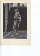 "Rockwell Kent ""...long and dreary waiting"", The Decameron. Vintage 1949 ... - $9.00"