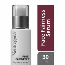 Neutrogena Fine Fairness Brightening Serum, 30ml FREE SHIPPING - $18.52