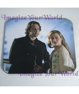 Moonlight MOUSE PAD Alex O'Loughlin Sophia Myles Vampire TV Mick Beth Mc... - $8.99