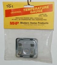 MHP TG1 Clip On Universal Temperature Gauge Color Black image 2