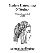 Hairstyles Book Flapper Era Hair Cuts Depression 1935 - $14.99