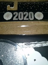 """72"""" (1.82m) Length year 2020 black BANNER Decoration ,party,collect (1pc) sealed image 2"""