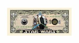 Star Wars Collectible Limited Edition Dollar Bills Novelty Money Million... - $14.50