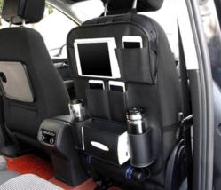 Leather Car Back Seat Organizer - £35.63 GBP