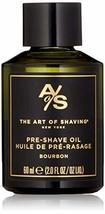 The Art of Shaving Pre-Shave Oil, Bourbon, 2 fl. oz. image 10