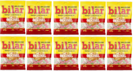 Ahlgrens Bilar - Soft Chewy Marshmallow Cars 125g *10 pack 1.25 kg Swedish Candy - $47.52