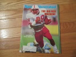 Sports Illustrated Magazine Jeff Smith Nebraska 1984 - $12.99