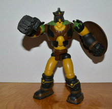 """BAKUGAN GOREM Action Figure 2008 Spin Master 8"""" With Shield Accessory - $16.45"""