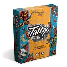 Tattoo Stories Party Game - $17.99