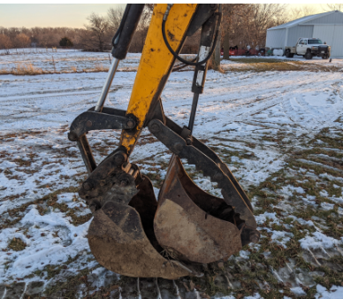 2014 JCB 8065 RTS For Sale In Sciota, Illinois 61475