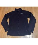 womens the north face fleece liner jacket black medium - $19.35
