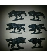 1992 Battle Masters Board Game Grey Wolves(5) - $28.01