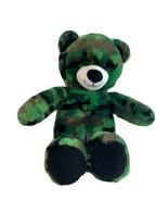 """Build-A-Bear Camouflage 18"""" Teddy Bear Plush Stuffed Animal Military Cam... - $20.53"""