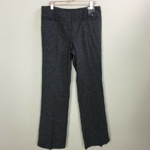 New York & Co Black White 7th Ave Bootcut Pants 6 NWT Career - $29.69