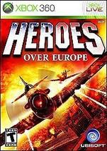 Heroes Over Europe (Microsoft Xbox 360, 2009)VG - $15.65