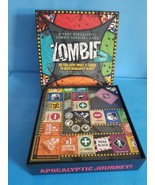 Zombie Road Trip Board Game Horror 4 Players Unplayed Missing One Dice - $28.04
