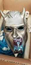 GHOST Band NAMELESS GHOULS Latex MASK  Trick or Treat Studios slipknot - £63.69 GBP
