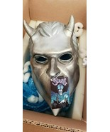 GHOST Band NAMELESS GHOULS Latex MASK  Trick or Treat Studios slipknot - £64.73 GBP