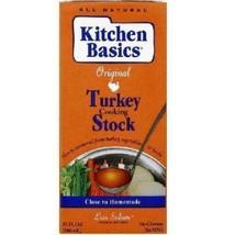 Kitchen Basics Turkey Stock (12x32oz ) - $84.86