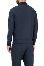 Hugo Boss Men's Slim Fit Zip Up Sweatshirt Track Jacket Sicon 50392858 Navy image 2