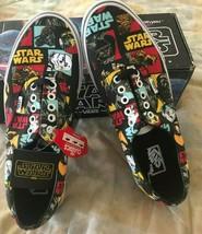 Vans Star Wars Era Classico Repeat 4-11 Boba Fett Nuovo Hope Yoda Syndic... - $147.71