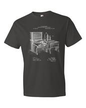 Hollerith Tabulating Machine T-Shirt Patent Art Gift Computer Tech Technology - $18.95+