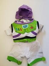 Build a Bear Disney Toy Story 3 Piece Buzz Lightyear Costume - $19.99