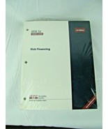 Risk Financing : ARM 56 Course Guide !st Edition AICPCU- NEW Sealed - $29.65