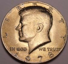 United States Unc 1978-P Kennedy Half Dollar - $3.61