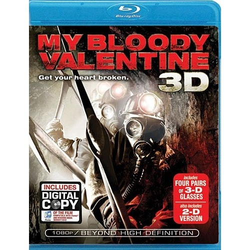 My Bloody Valentine 3D [Blu-ray] (2009)