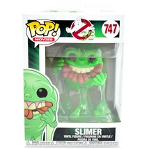 Funko Pop! Movies Ghostbusters 35 Slimer with Hotdogs #747 Vinyl Figure image 1