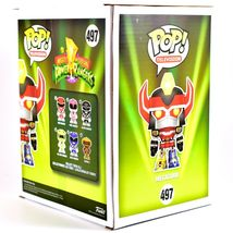 "Funko Pop Power Rangers 6"" Megazord Entertainment Earth Glow in Dark Exclusive image 4"