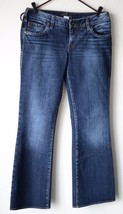 Women's Silver Aiko Boot Cut Blue Jeans 29/31 Bootcut Denim 29 31 - $28.71