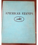 America's Stamps 100 Years of U.S. Postage Stamps Petersham Copyright 1947 - $9.40
