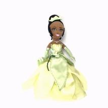"Disney The Princess and the Frog Tiana 16"" Blac... - $18.66"